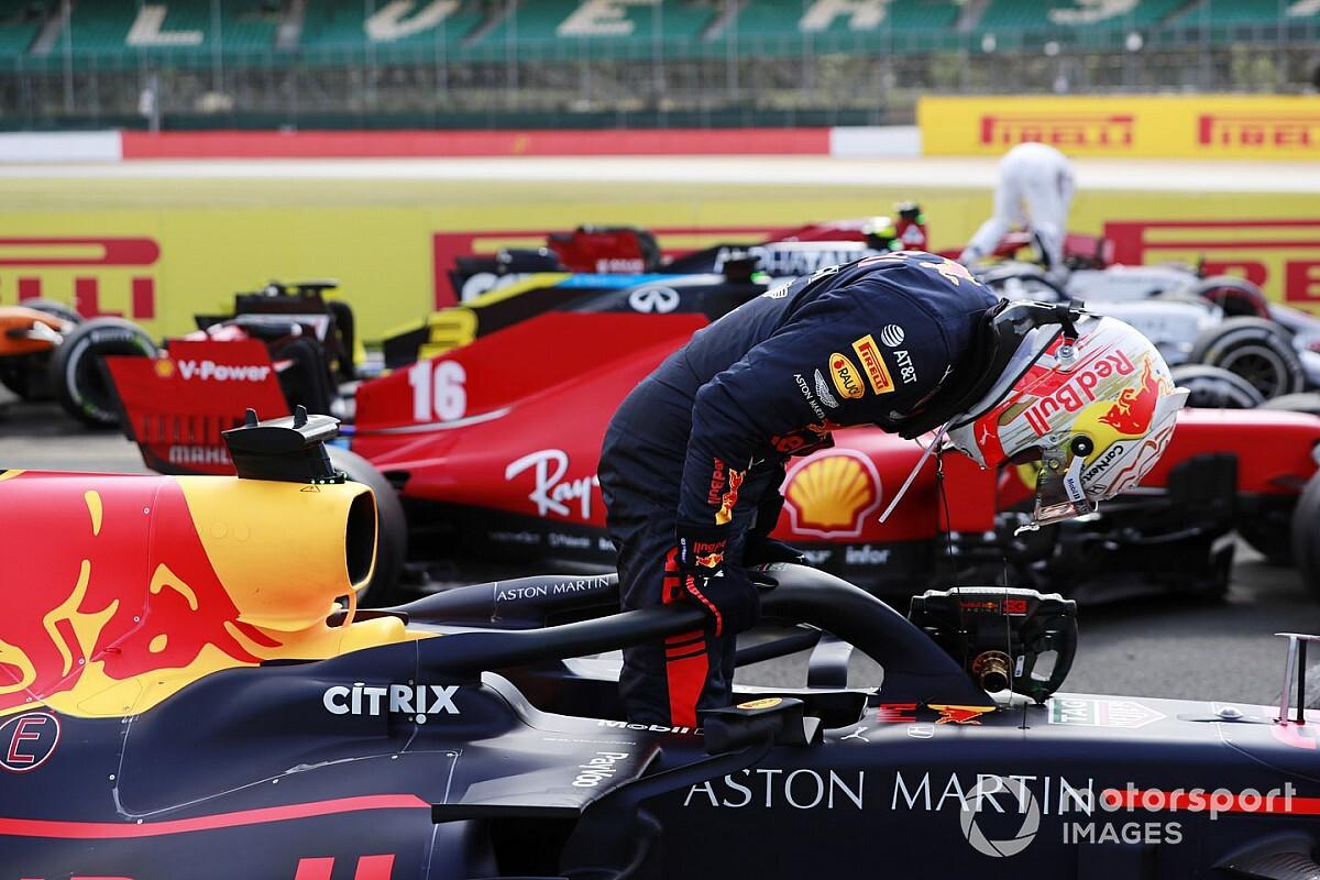 Ферстаппен: У нас Red Bull, а не Verstappen Racing
