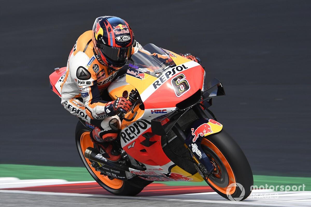 Marquez mist ook GP van Stiermarken, Bradl weer bij Honda