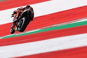 GALERÍA: las imágenes del sábado del GP de Austria MotoGP