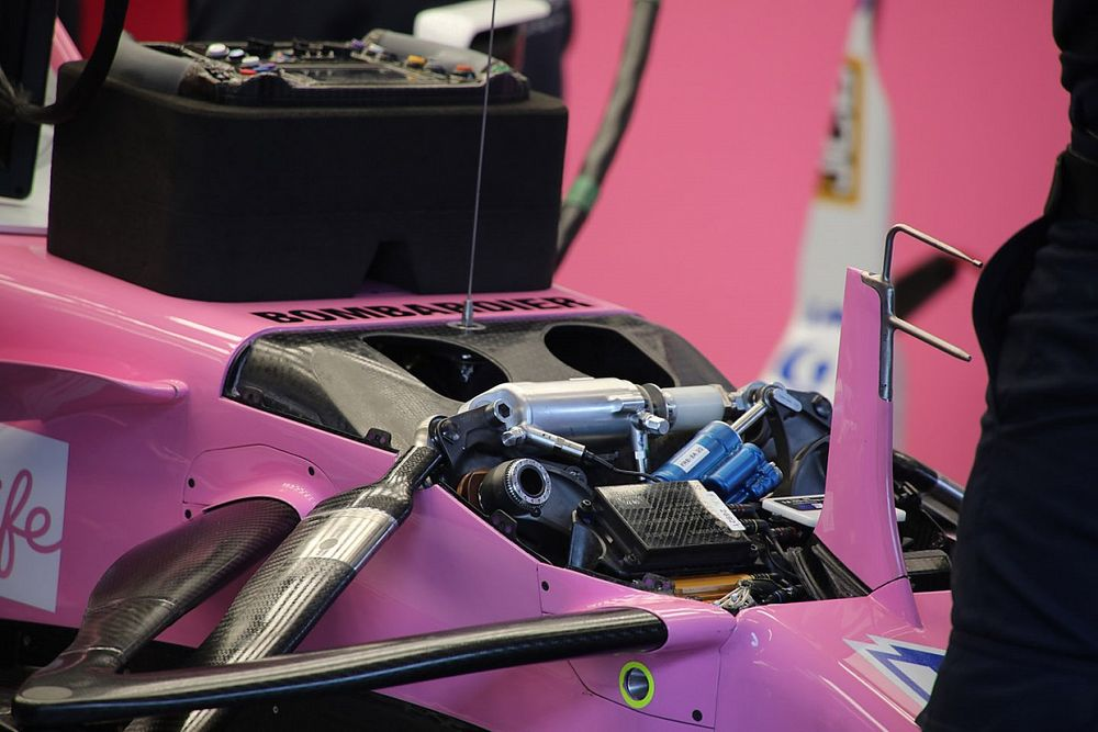 """Gerhard Berger szerint """"igen fontos ügy"""" a Renault Racing Point elleni óvása"""