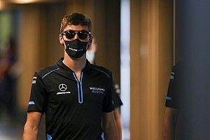 فريق ويليامز يُؤكّد بقاء سائقَيه راسل ولاتيفي لموسم 2021