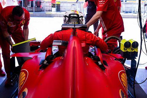 """Explicadas las """"mejoras"""" del coche de Ferrari en Estiria"""
