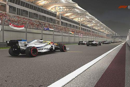 Opmeer dicht bij titel in F1 Esports Pro Series