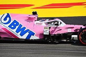 Renault domaga się większej kary dla Racing Point
