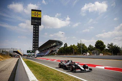 F1: il governo catalano dà l'ok al GP di Spagna 2021
