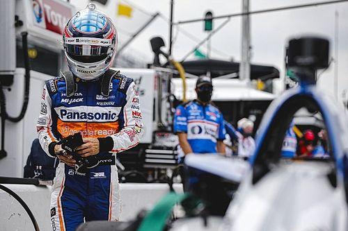 インディ500フロントロウ獲得の佐藤琢磨「レースでも力強い走りが見せられるはず」