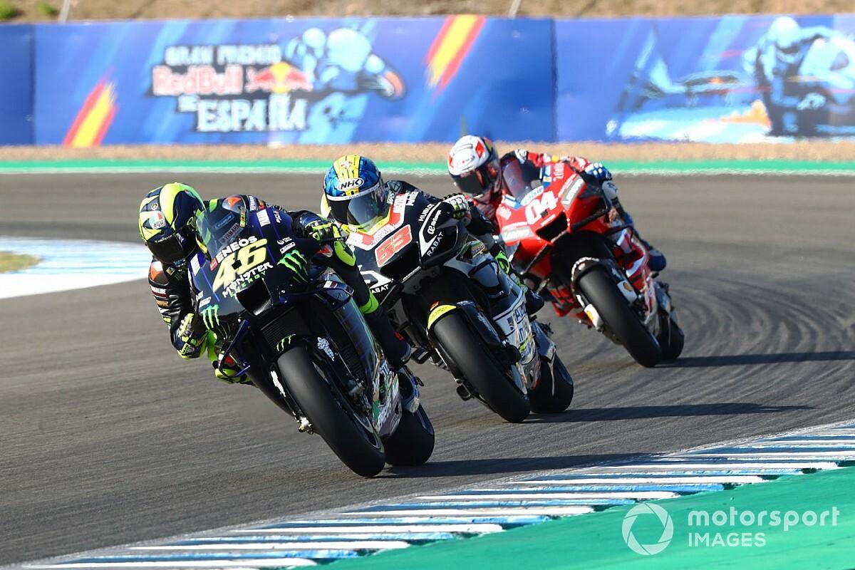 """Rossi: """"Es importante que mi equipo y Yamaha me apoyen y crean que puedo ser fuerte"""""""