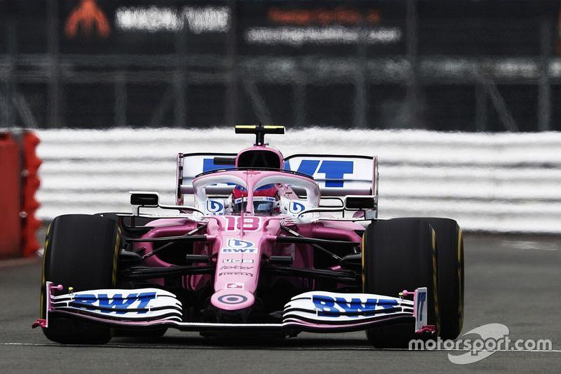 """McLaren: Racing Point será muy fuerte con """"el Mercedes del año pasado"""""""