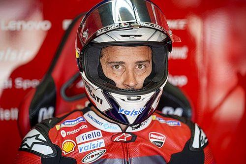 Dovizioso rozstaje się z Ducati