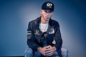 豪州GP後、ドバイに2ヵ月足止め……ガスリー「レース、戦い、スピードに飢えている」