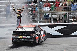 Austin Dillon wins at Texas in shock RCR 1-2