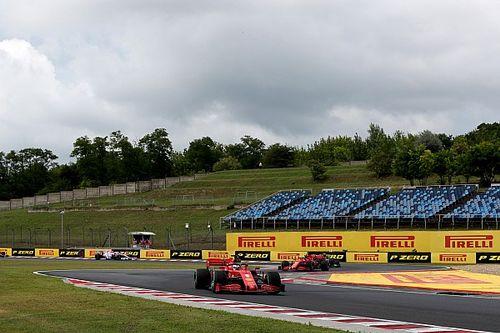"""Rosberg szerint """"katasztrofális"""" volt a Ferrari teljesítménye Magyarországon"""