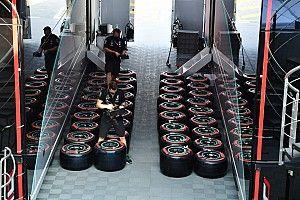 Pirelli stelt tests in trainingen met prototype 2021-banden uit