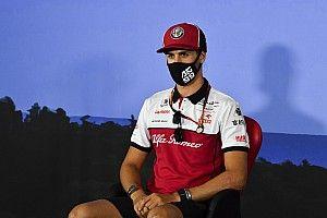 Giovinazzi: Sok Ferrari-akadémista van az F2-ben, de csak magamra koncentrálok…