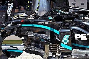 Las actualizaciones de los F1 para el GP de Austria 2020