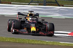 F1イギリスFP1:フェルスタッペン首位発進。ペレス代役にヒュルケンベルグが駆けつけ9番手