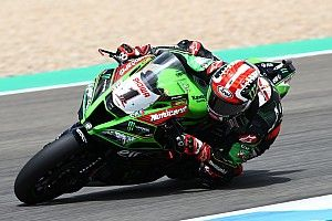 SBK, Jerez, Superpole Race: Rea domina davanti a Redding