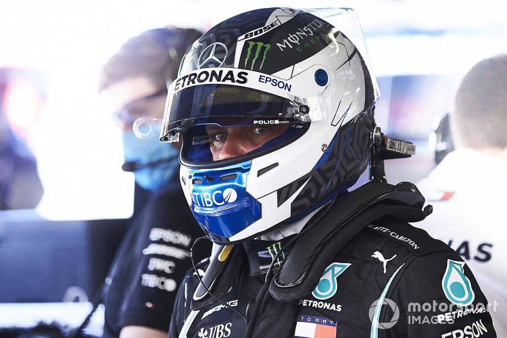 英国大奖赛FP3:梅赛德斯重返前二,博塔斯领先汉密尔顿