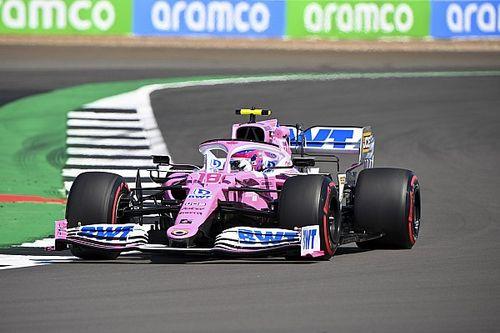 F1, Gran Bretagna, Libere 2: Stroll stupisce, Albon sbatte