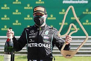 F1オーストリアGP決勝:レッドブル・ホンダに悲劇。大サバイバル戦をボッタス制す