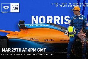 Ma este 7 órától ÉLŐ virtuális verseny: Norris, Vandoorne, Latifi, Lopez, David Schumacher...