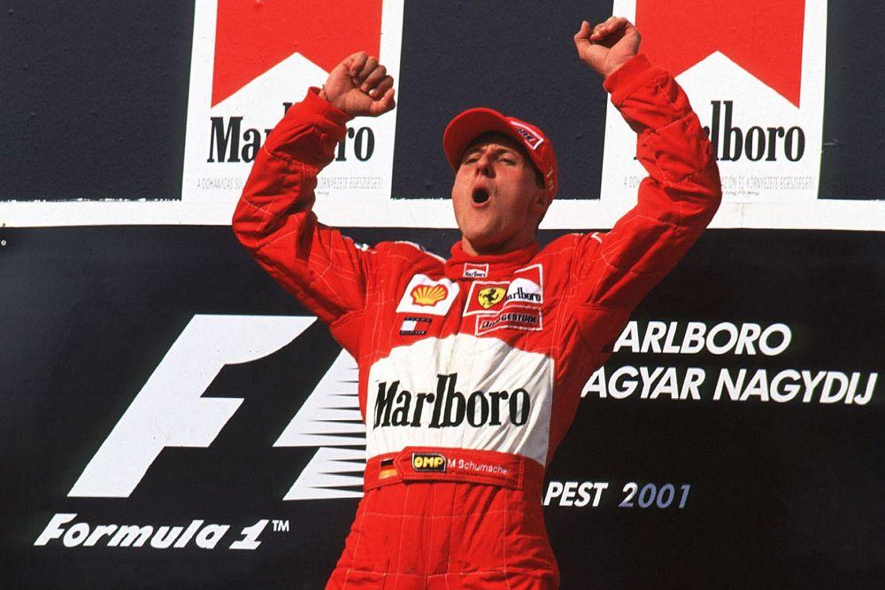 Nuevo tráiler del documental de Schumacher en Netflix