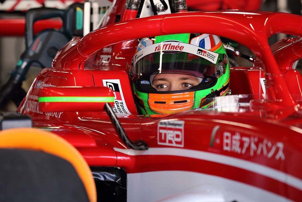 Fenestraz vuelve a la Súper Fórmula tras poder ingresar a Japón