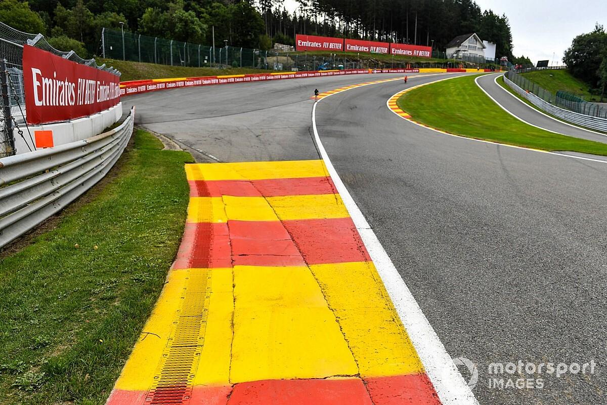 FIA, Belçika GP için pist limitlerine açıklık getirdi