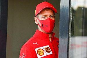 """Vettel firma por Aston Martin en reemplazo de """"Checo"""" Pérez"""