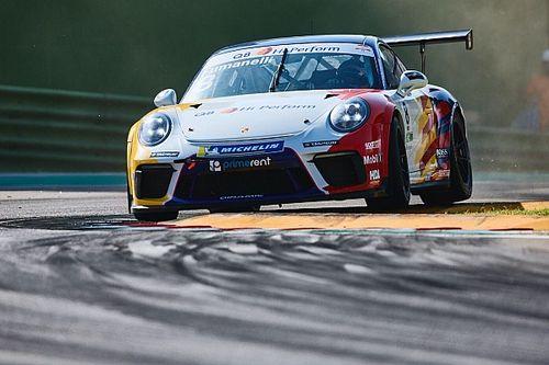 Carrera Cup Italia, Fumanelli detta il passo nelle libere