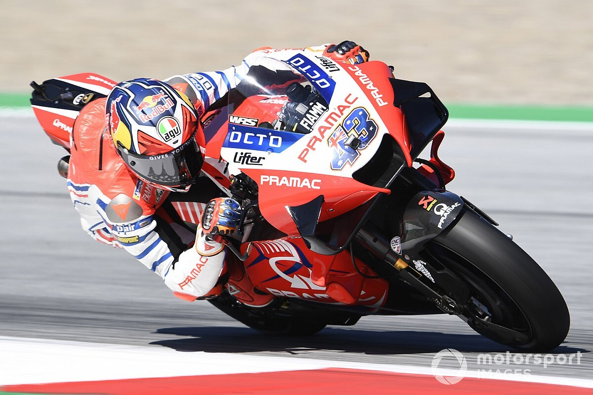 EL4 - Nakagami devant, Miller incertain pour les qualifications