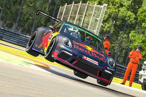 Sebastian Job Raih Kemenangan Seri 3 Porsche Esports Supercup 2021