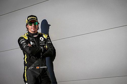 F1: Alonso espera uma volta à F1 diferente da que Schumacher teve na Mercedes