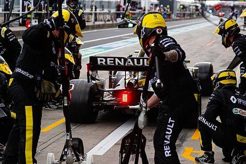 Rosberg: Renault is sterk door doorbraak in windtunnel