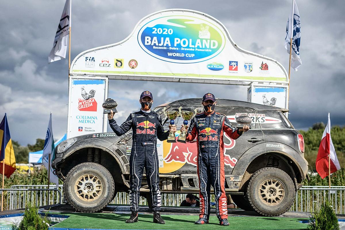 Peterhansel i Boulanger wygrywają Wysoka Grzęda Baja Poland