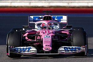 Perez, Eifel GP'de güncellenmiş Racing Point'i kullanacak