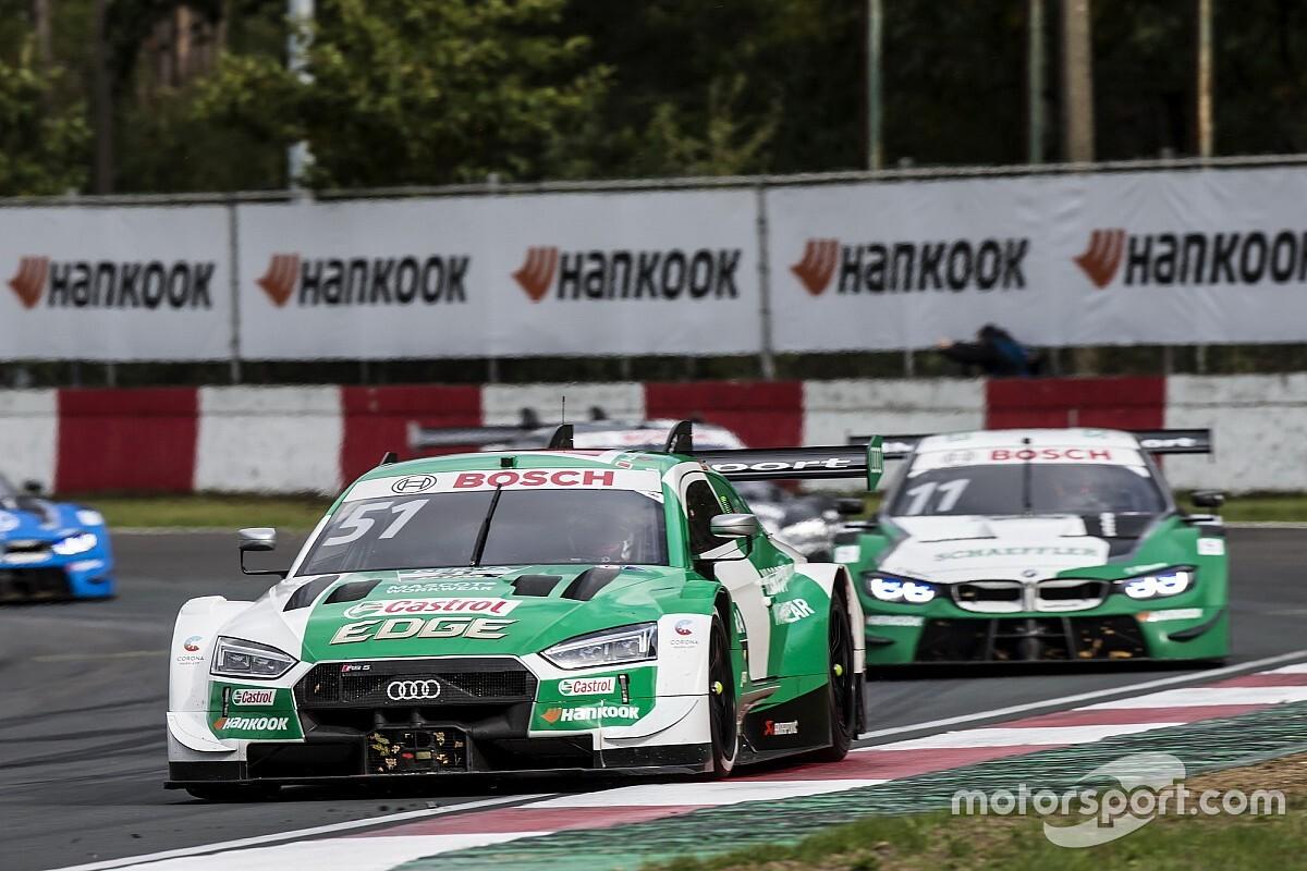 "Muller angry DTM's ""non-written agreement"" wasn't respected"