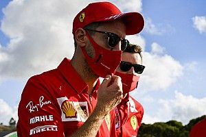 "Vettel wants to end Ferrari F1 spell with ""dignity"""