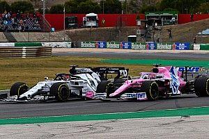 """Racing Point: """"Pérez deberá conducir como un santo"""""""