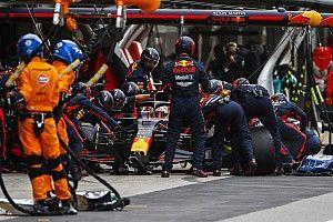 Red Bull lo vuelve a hacer: dos pitstop en menos de dos segundos en Portugal