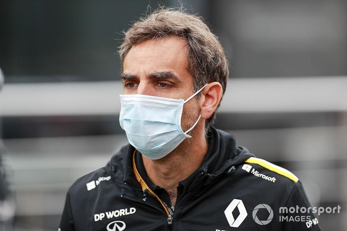 Renault: Deal met Red Bull heeft geen impact op strategie Alpine