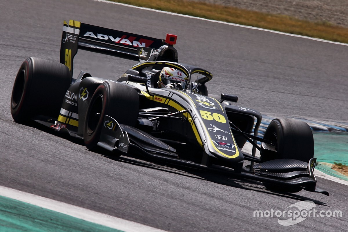 Rookie's Super Formula debut in doubt after dehydration
