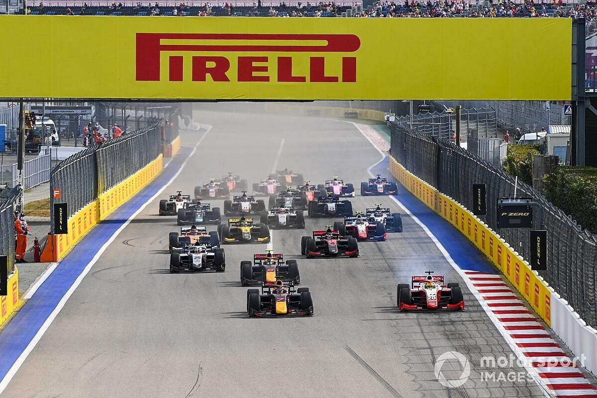 Revelado el nuevo formato de la Fórmula 2 y Fórmula 3 para 2021