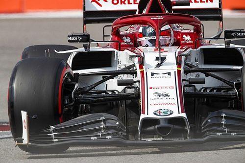 """Raikkonen evenaart recordaantal F1-starts: """"Is maar een getal"""""""