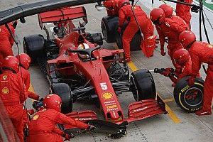 """Ferrari: """"Wordt moeilijk om nog te stijgen in kampioenschap"""""""