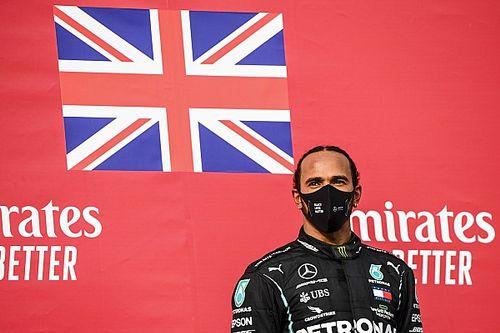 """汉密尔顿""""不能保证""""2021年继续参加F1"""