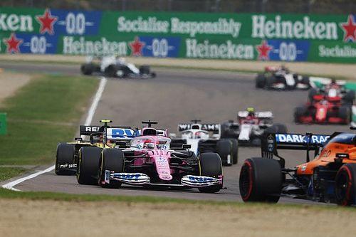 Racing Point verdedigt dubieuze pitstop van Perez