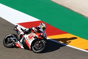 Warm-up - Takaaki Nakagami confirme son avantage
