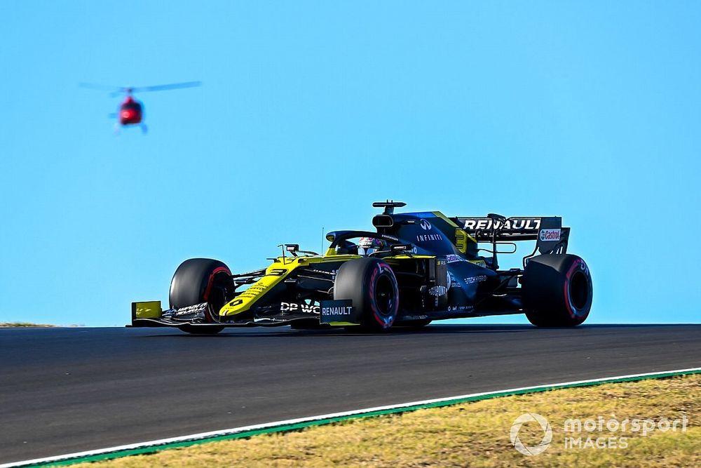 Ricciardo: Reliability will decide F1's fight for third