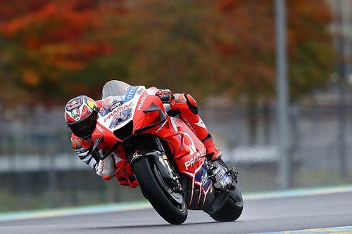 Volledige uitslag tweede vrije training MotoGP GP van Frankrijk